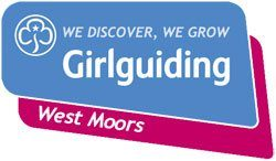 West Moors Guiding Logo