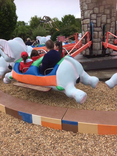 Rainbows at Adventure Wonderland