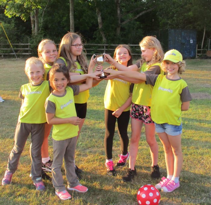 Winners of our Silly Sports Competition