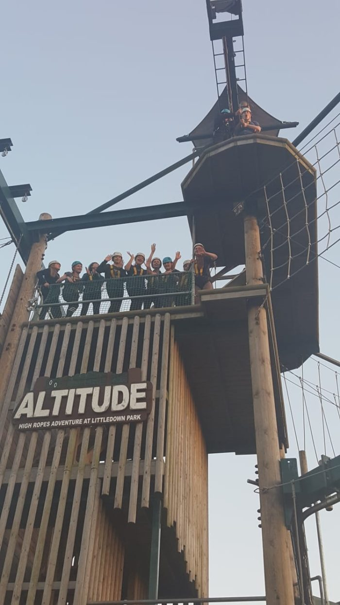 Rangers at Altitude